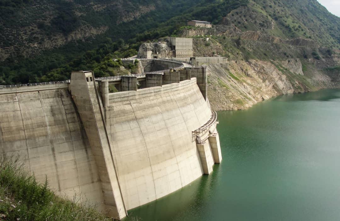 کاهش 28 درصدی حجم سدهای استان مازندران نسبت به سال گذشته