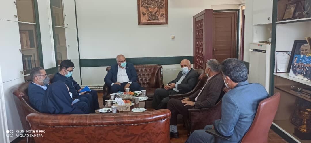 اعلام آمادگی بانک صادرات ایران جهت مشارکت با شرکت آب منطقهای در تأمین مالی پروژههای آبرسانی مازندران