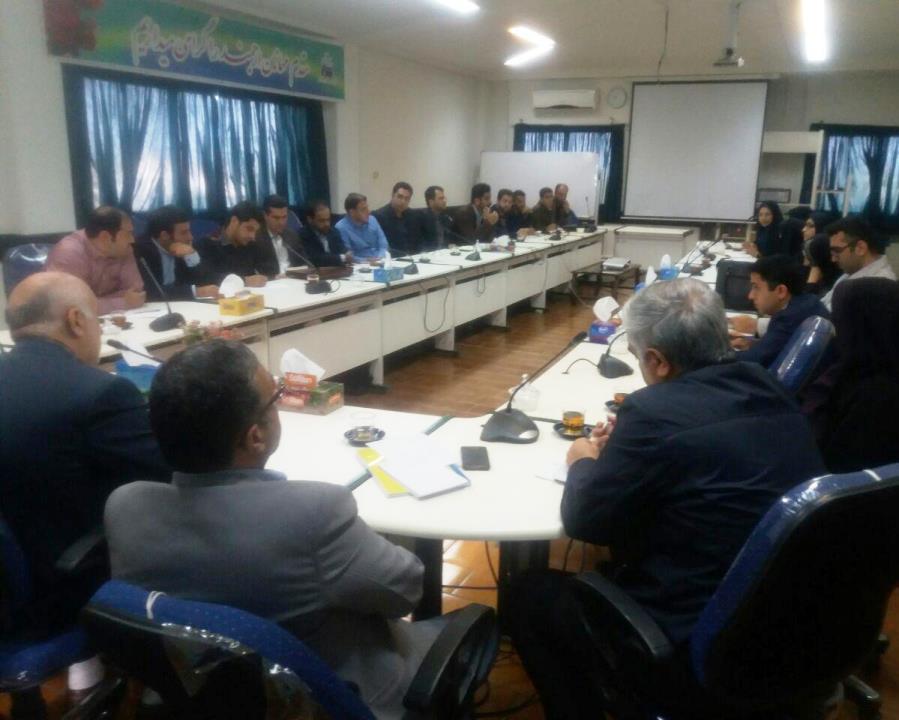 توصیه مهم مدیرعامل آب منطقه ای مازندران به همکاران جوان شرکت