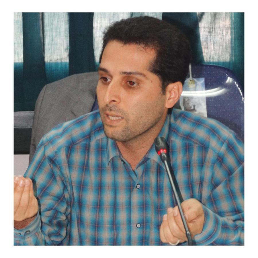 وظایف مدیریت تجهیز مالی شرکت به مهندس حامد عبداللهی واگذار شد.
