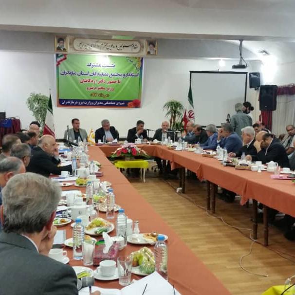 وزیر نیرو : شرایط پایهای توسعه در مازندران فراهم است/ احداث آببندانها در مازندران به طور جدی پیگیری میشود