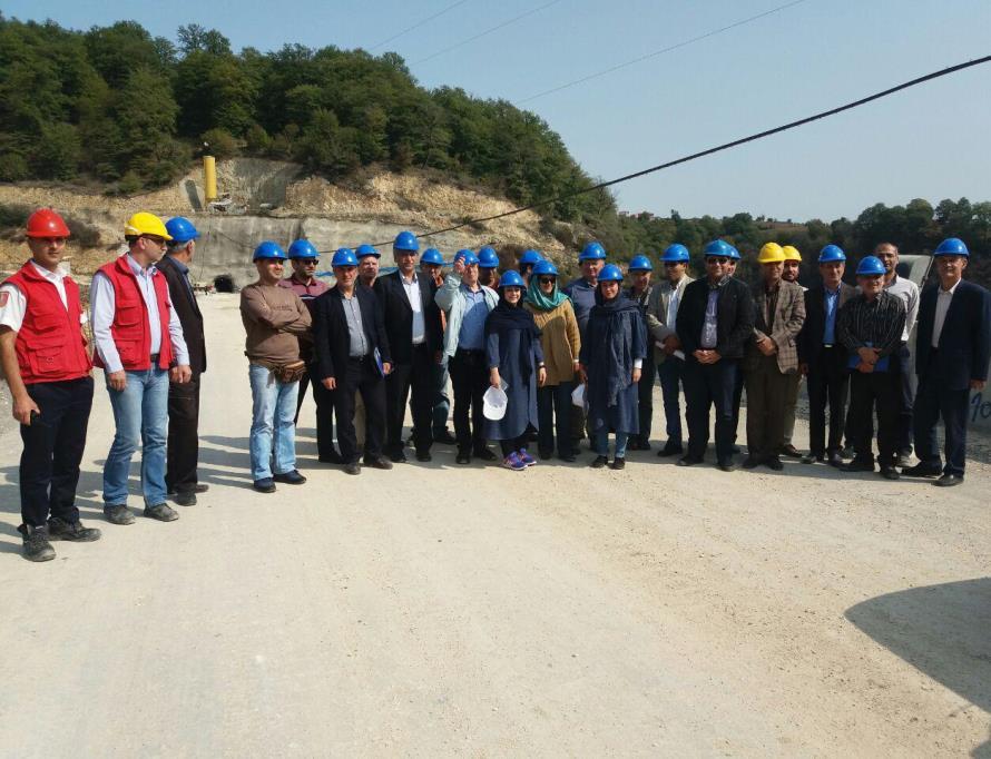 ظرفیت پیمانکاران و مشاورین ایرانی در زمینه سدسازی بسیار بالاست.